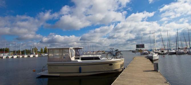 In Masuren ist schon gutes Wetter- Eis auf den Seen ist endlich Weg!