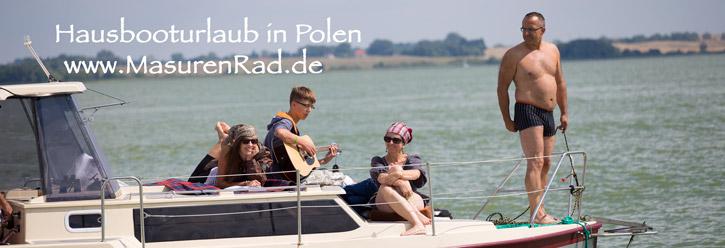 Hausboote Polen