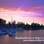 Masuren und die Masurische Seenplatte
