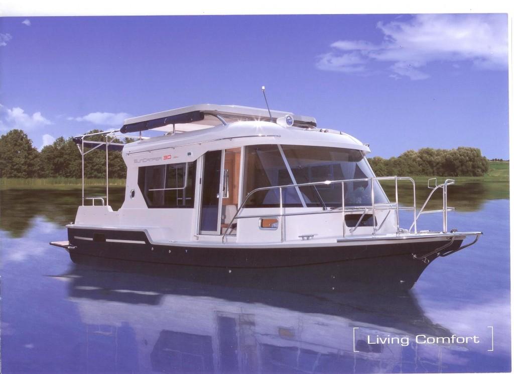 hausboot verkauf hausboot kaufen in polen in masuren. Black Bedroom Furniture Sets. Home Design Ideas