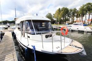 Hausboot Campio in Masuren Giżycko-1