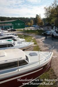 Hausboot Masuren, Hausboot Polen, Hausboote Masuren in Polen