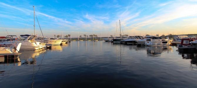 Erste Bootsfahrt in Masuren- Giżycko- Steinort – Nikolaiken