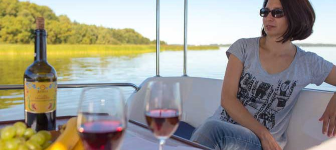 Hausboot Weekend 820 – neue Hausboote in der Saison 2015 in Polen in Masuren!