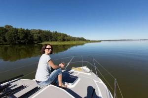 Hausboot Ferien Masuren Weekend 820
