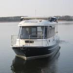 Sun Camper Hybrid – umweltfreundliche und billige Hausbootferien in Masuren!