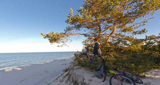 Ostsee Urlaub und Hausbootferien in Masuren- eine perfekte Kombination für Ihren Urlaub in Polen!