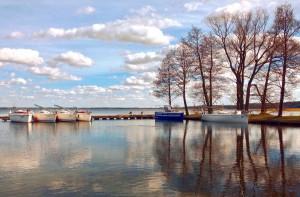 Hausboote-Masuren-Polen