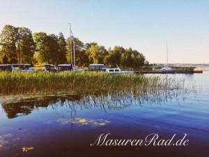 Masuren-Boot-Urlaub-Polen
