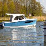 Bootsferien im Mai und Juni in Polen – das Wetter in Masuren ist herrlich!