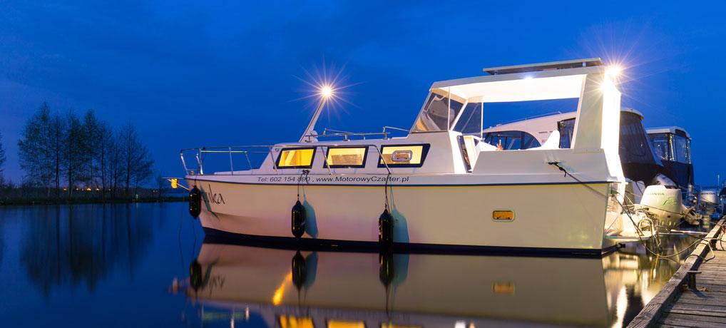 Hausbootferien in Polen – Lastminute Angebote!