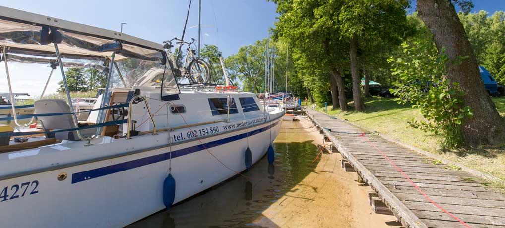 Hausbootferien in Polen im September – die schönste Zeit für Urlaub!