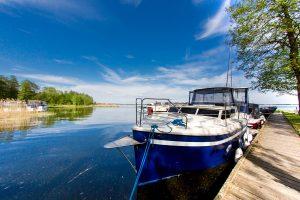 Hausbootferien Masuren Boote Mieten