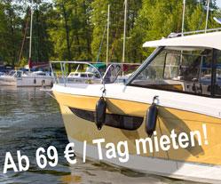 Hausboot Masuren Janmor buchen!