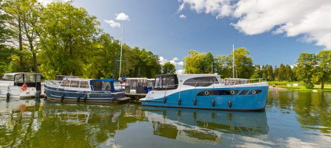 Neue Hausboote in Polen auf der Masurischen Seenplatte!