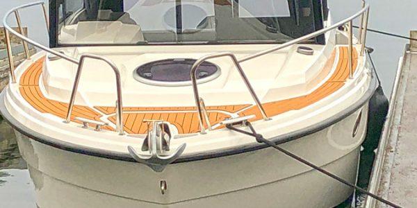 Masuren-Hausboot