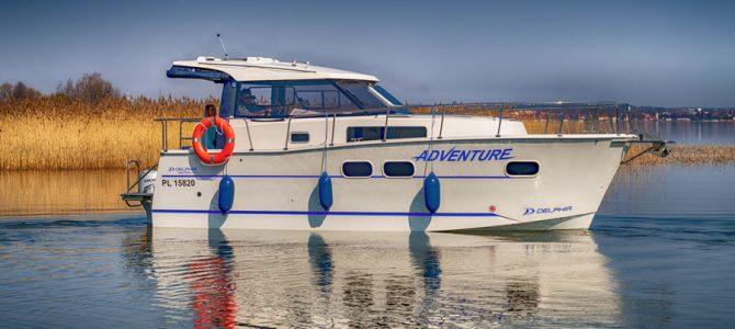 Neue Hausboote in Masuren in der Saison 2019