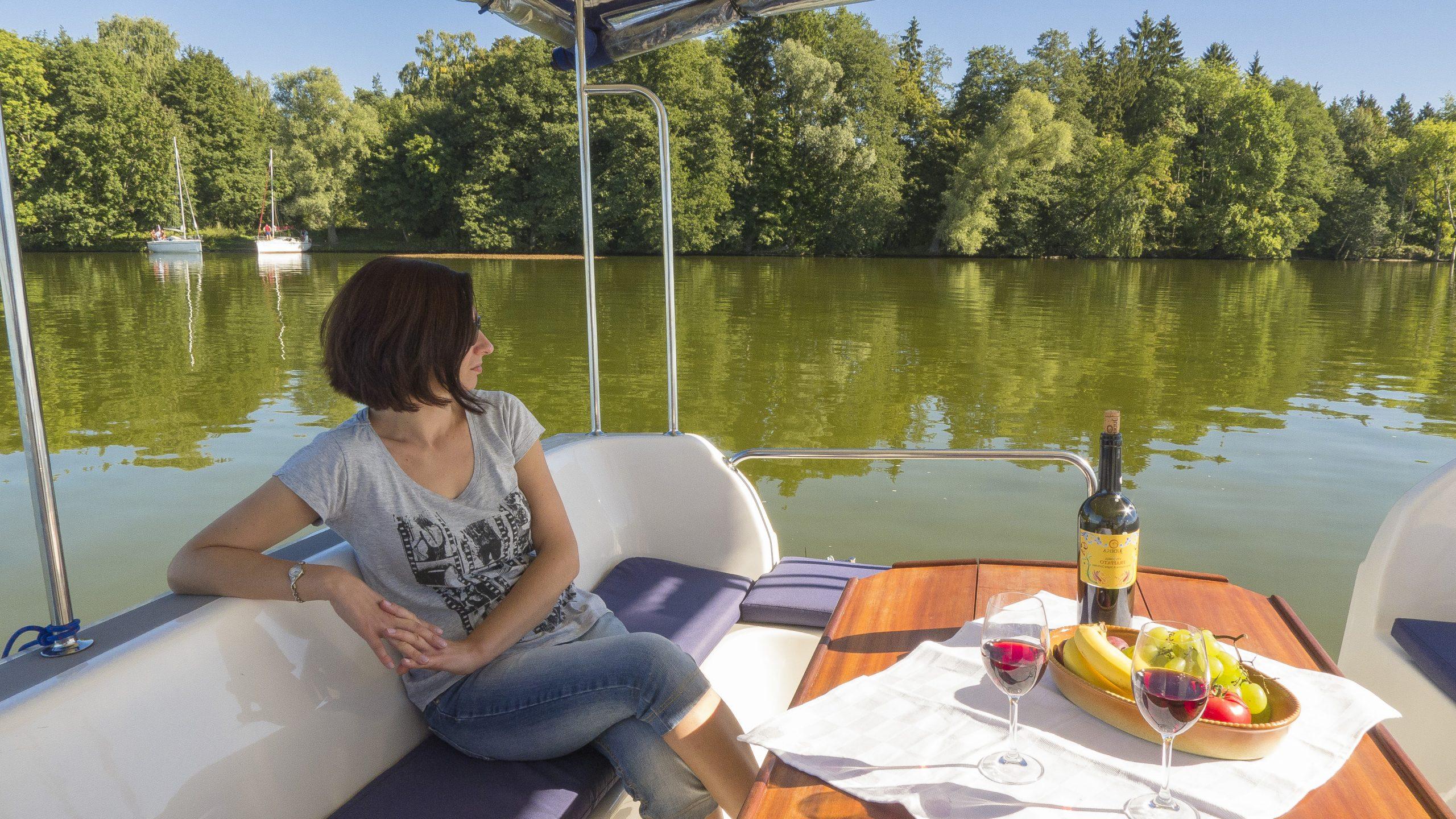 Hausboot Calipso 750
